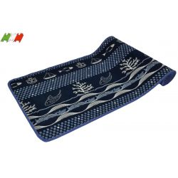 Tappeto cucina largo 67 cm. Mare e pesci POINT